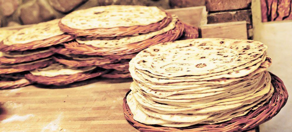 La Piadina è il cibo più ricercato online in Italia