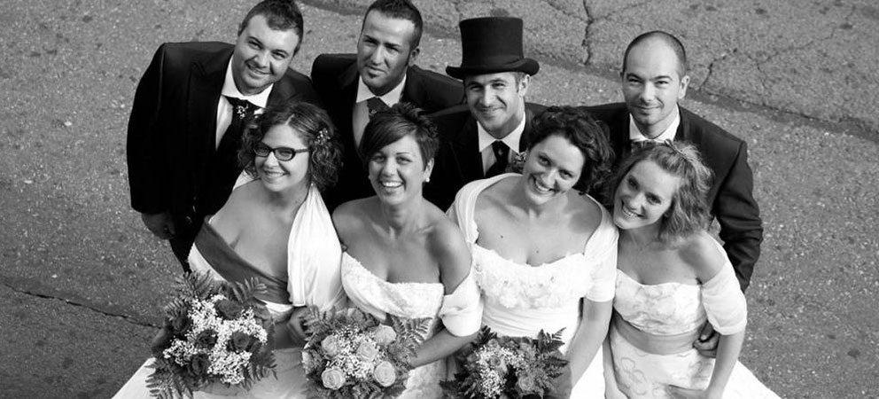 Raduno degli sposi a Rimini