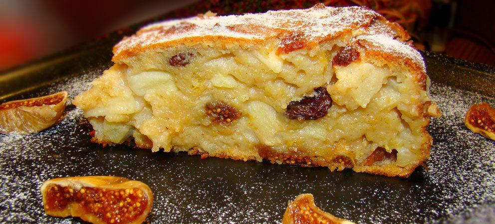 Ricetta Bustrengo, dolce romagnolo