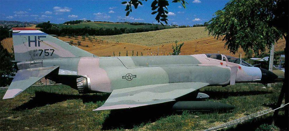 Museo dell 39 aviazione di rimini for Cabine del parco del windrock
