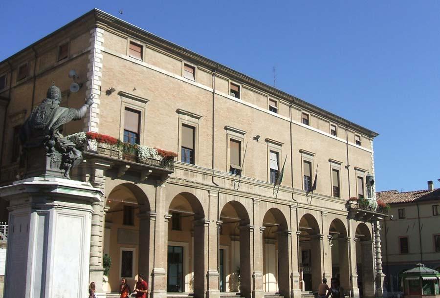 Palazzo Garampi Rimini