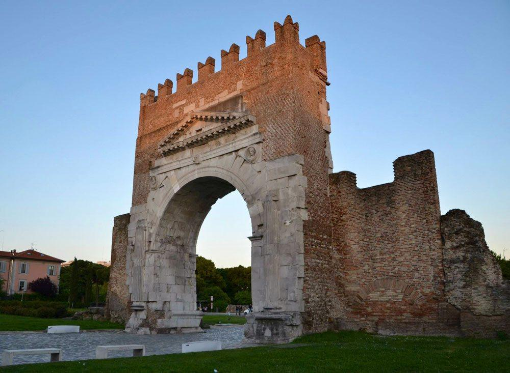 Visita turistica Rimini centro