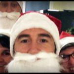 Sei di Rimini se… e la Banda di Babbi Natale in azione all'ospedale