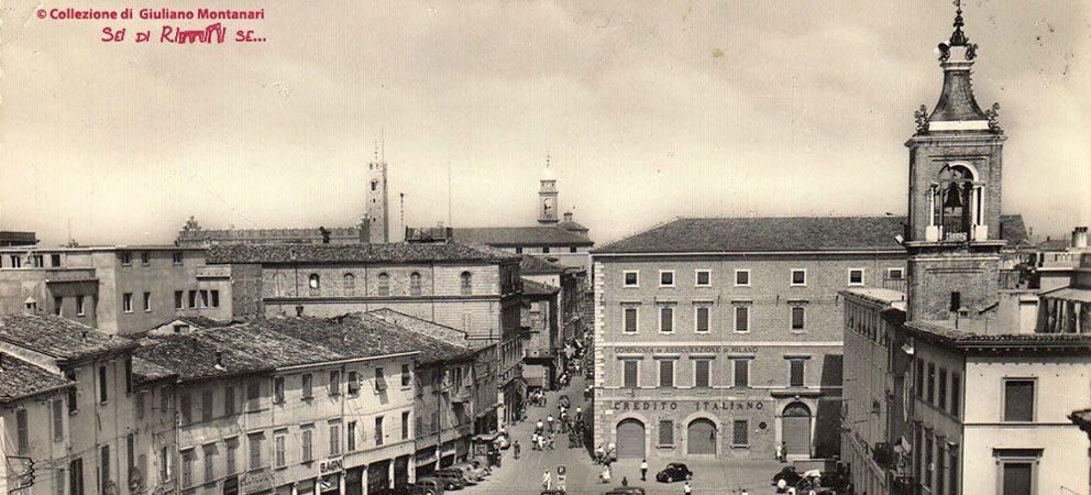 Rimini tra il 1920 e il 1970