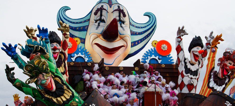 Carnevale a Santarcangelo di Romagna