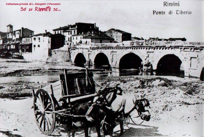 Carrozza al ponte di Tiberio