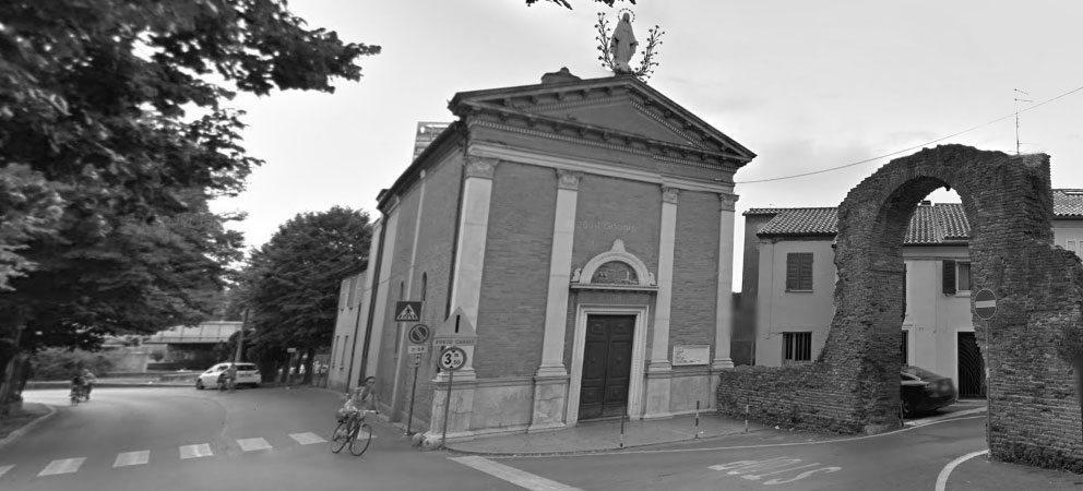 Chiesa Madonna delle Scala di Rimini