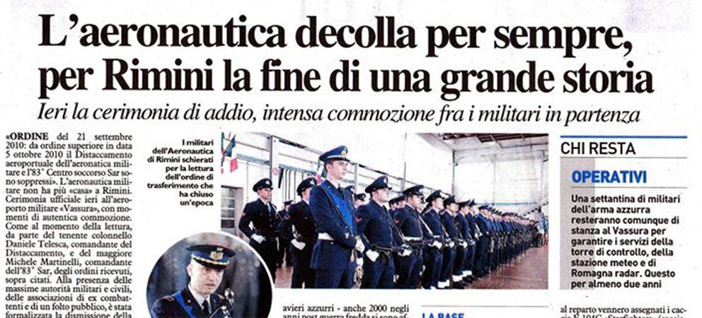 Laeronautica Militare A Rimini