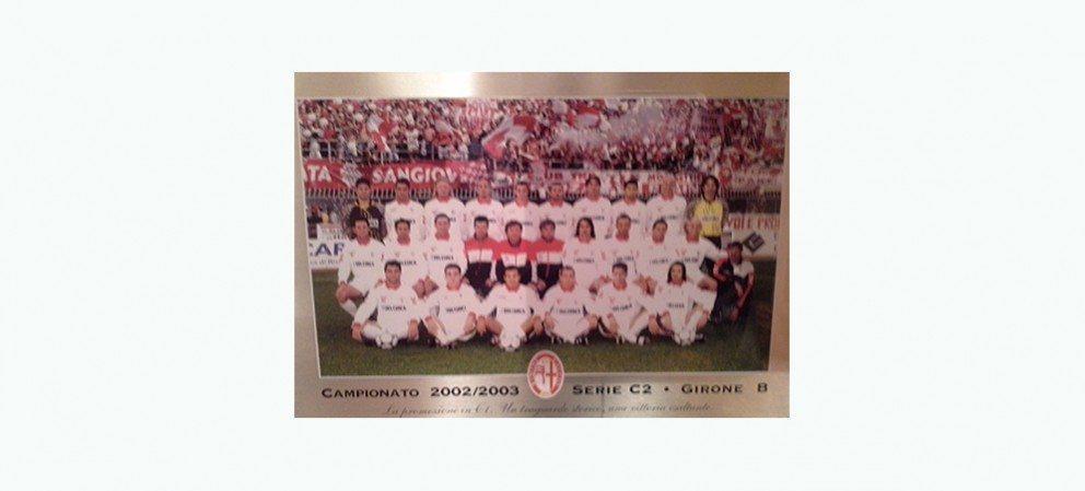 Il calcio a Rimini, da Alberto