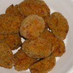 Crocchette di melanzane peperoni e cous cous vegan di Eva Spampinato