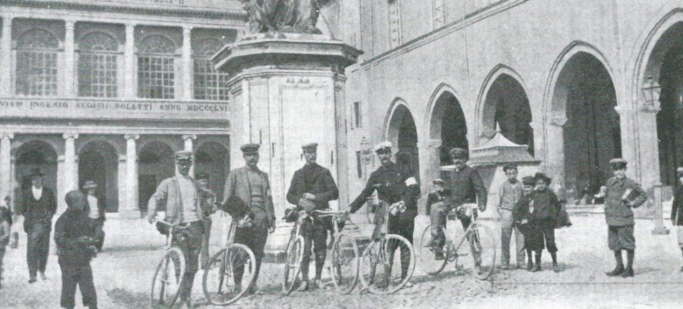 I velocipedisti