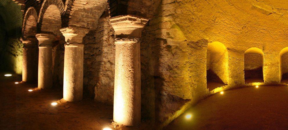 Visite guidate alle Grotte sotterranee di Santarcangelo con IAT