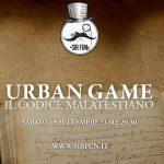 Urban Game – il codice malatestiano – caccia al tesoro nel centro di Rimini
