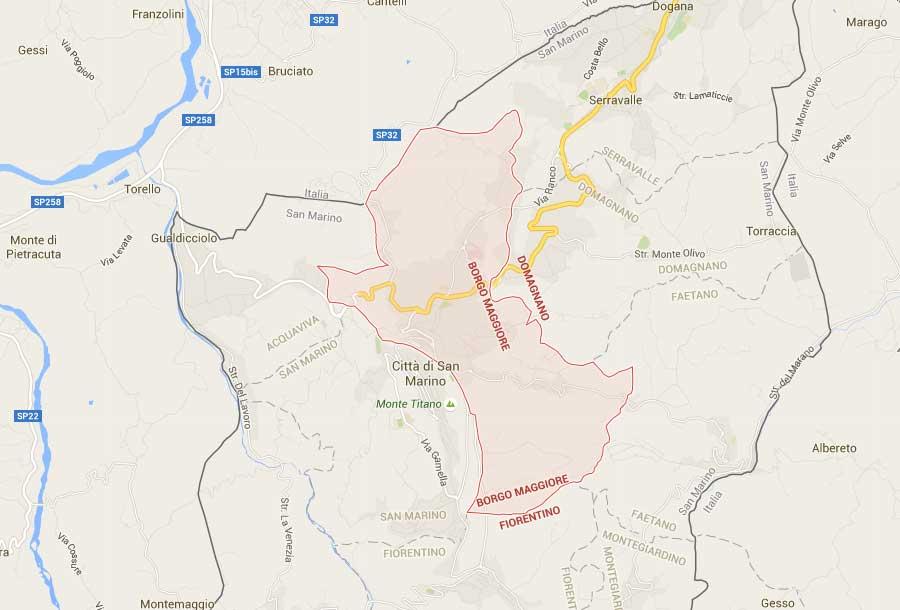 Borgo Maggiore di San Marino