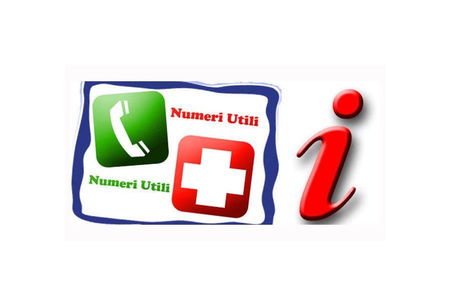 Numeri di Telefono Utili Riccione