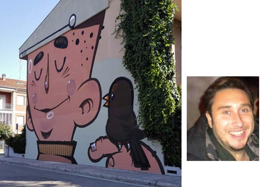 Luca Merlanti, IL MERLO di Rimini