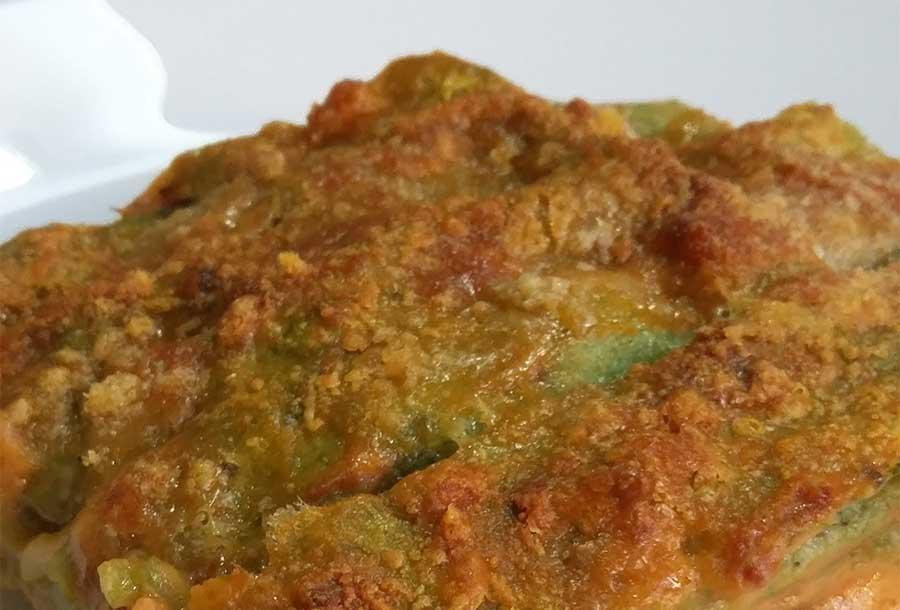 Lasagne Verdi Romagnole