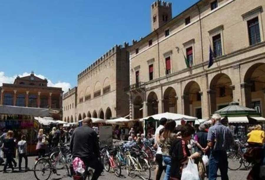 Principali mercati settimanali di Rimini e della Romagna