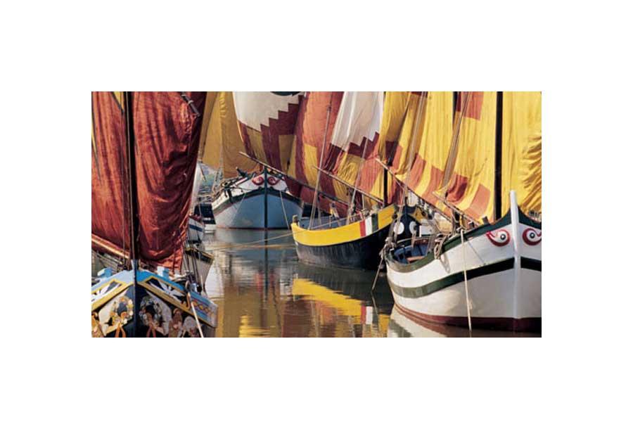 Museo Della Marineria di Cesenatico – Sezione Galleggiante