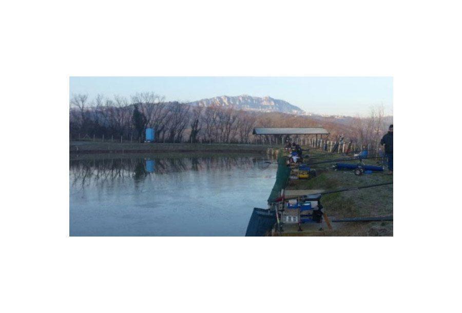 Lago di Faetano – Pesca sportiva