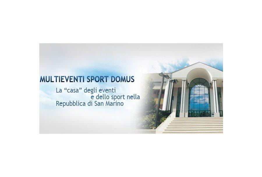 Multi eventi sport domus