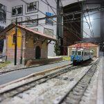 Il trenino Biancazzurro di Claudio Casadei