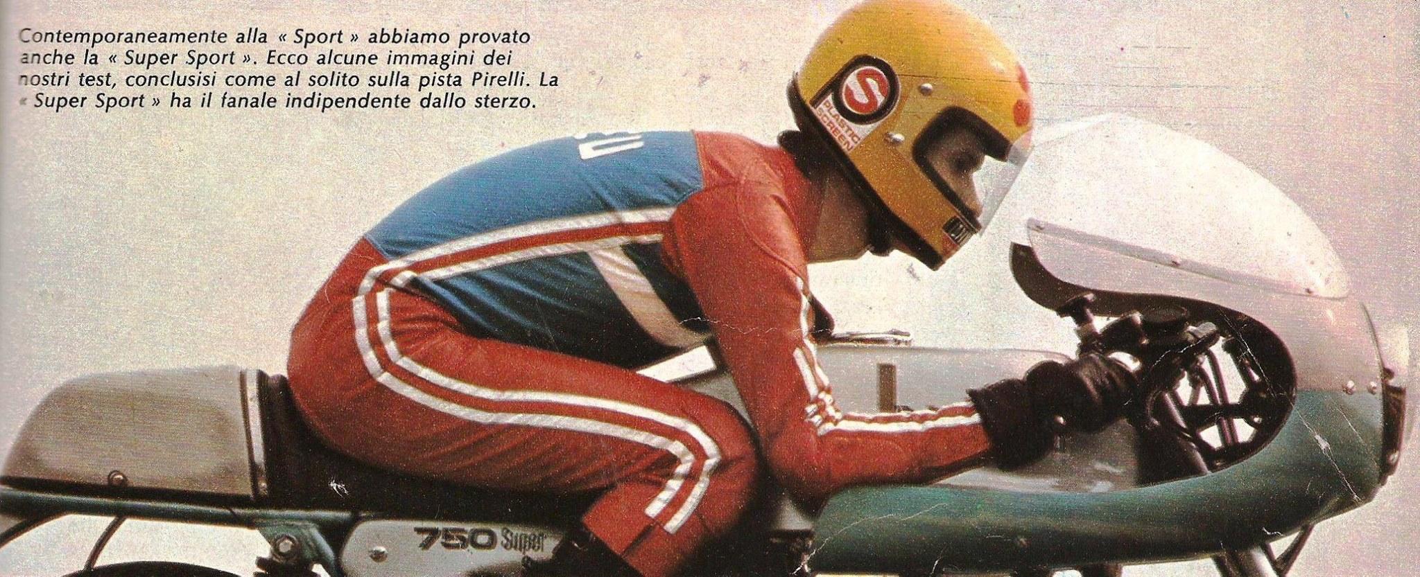 Giancarlo Daneu pilota Segoni Special