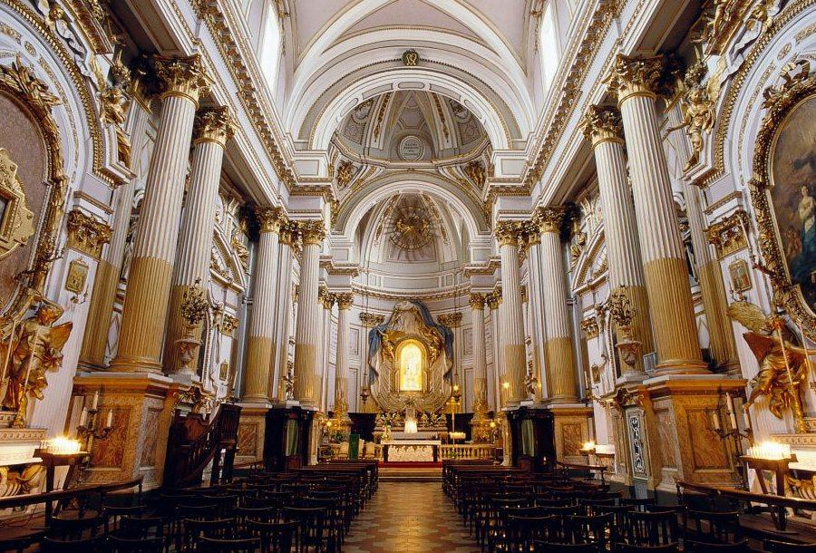 Chiesa Santa Chiara e Santa Maria dei Servi Rimini