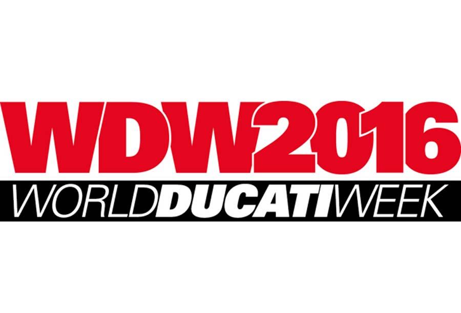 World Ducati Week - Misano World Circuit - WDW2016