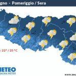 Previsioni Meteo 6 e 7 Giugno 2016