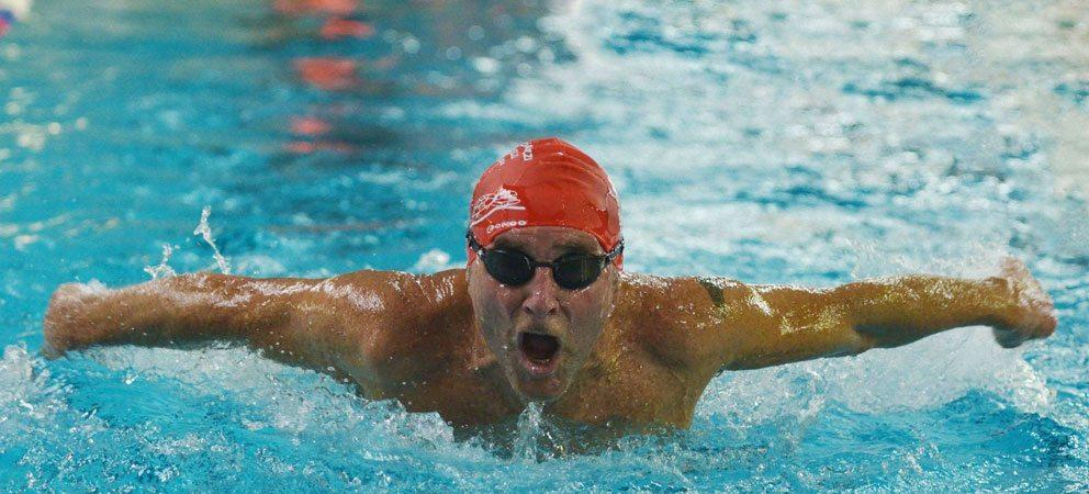 77enne di Rimini campione di nuoto