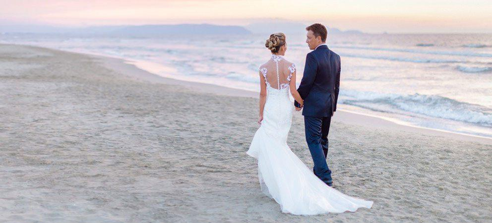 Sposarsi sulla spiaggia a Rimini