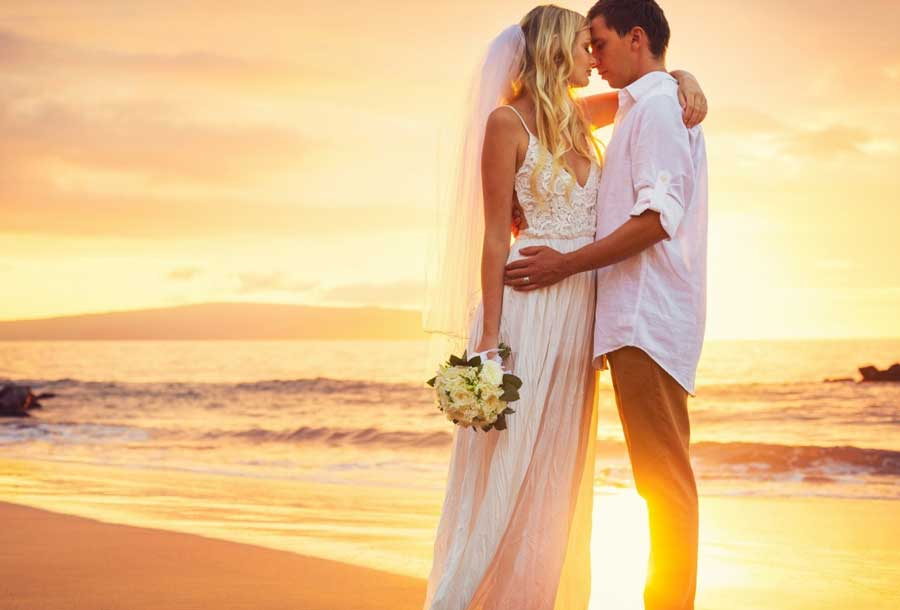 Sposarsi in spiaggia a Riccione
