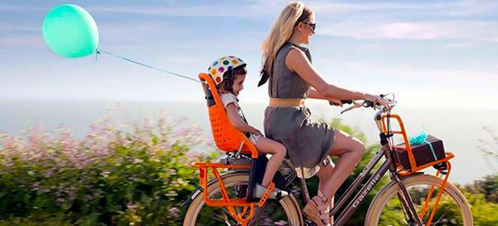Rimini in bici: una città a prova di mamma