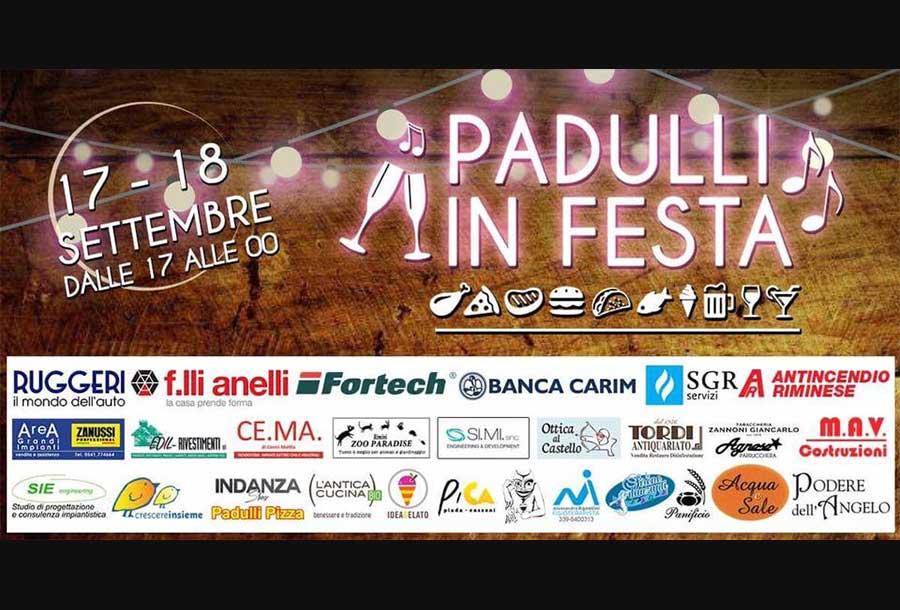 Padulli in Festa 17 e 18 Settembre 2016