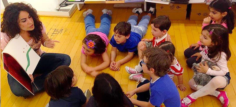 Letture ad alta voce per bambini