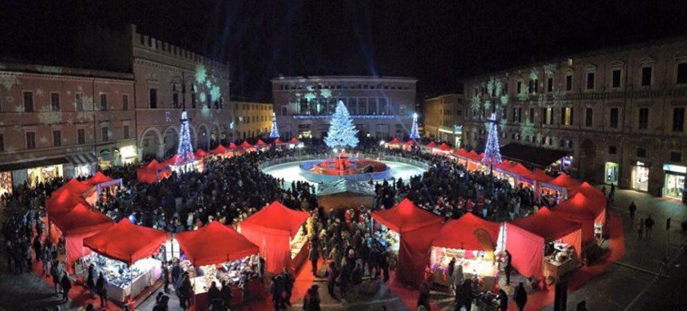 Mercatini di Natale a Pesaro