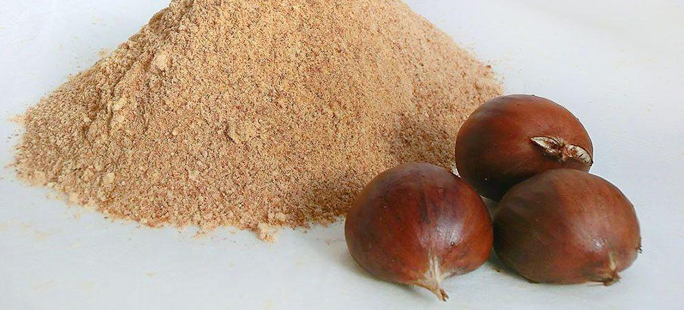 Farina di castagne: proprietà e utilizzi