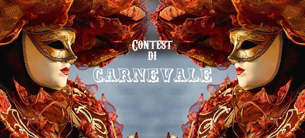 Contest di Carnevale: Miglior Costume