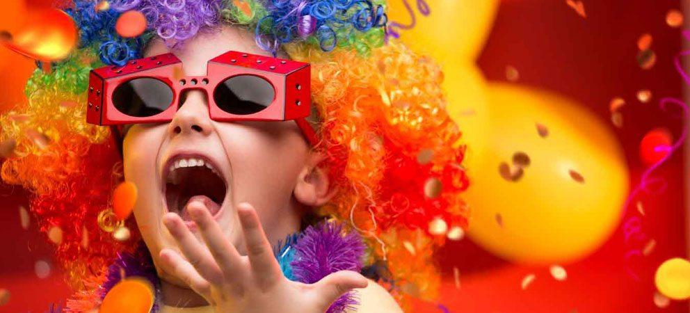 Feste di carnevale per bambini a Rimini