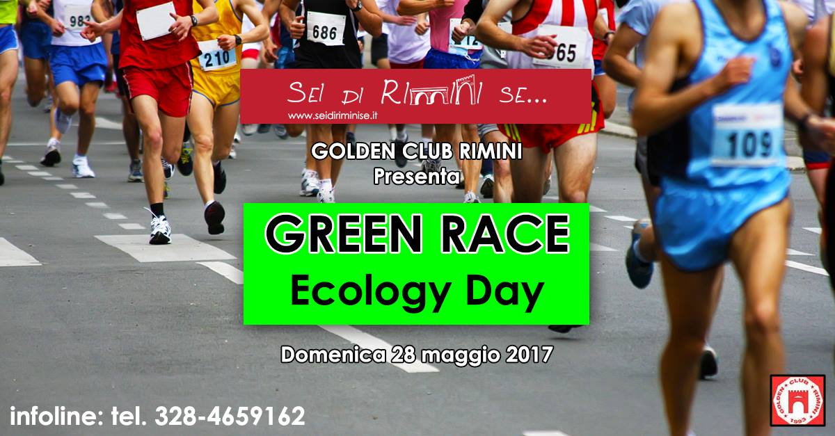 Sei di Rimini Se...partecipi all'Ecology Day