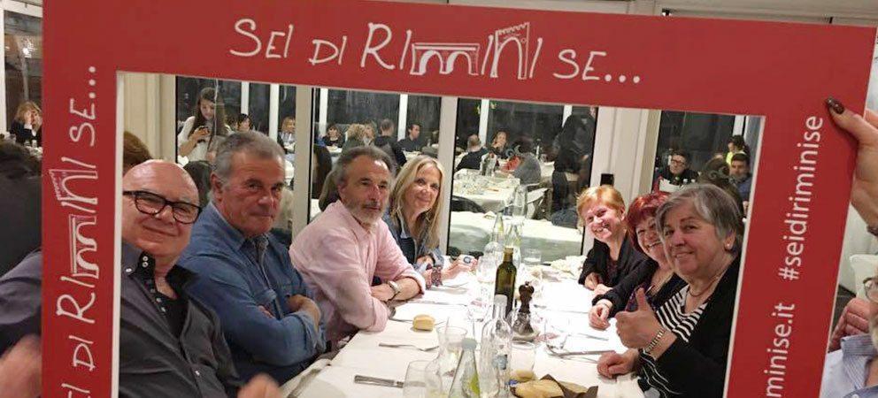 Sei di Rimini se presente alla Reunion Rimini