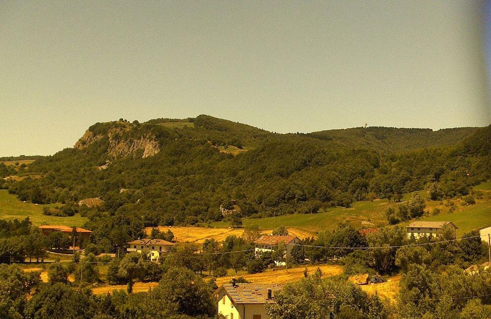 Monte Fumaiolo: la sorgente del Tevere