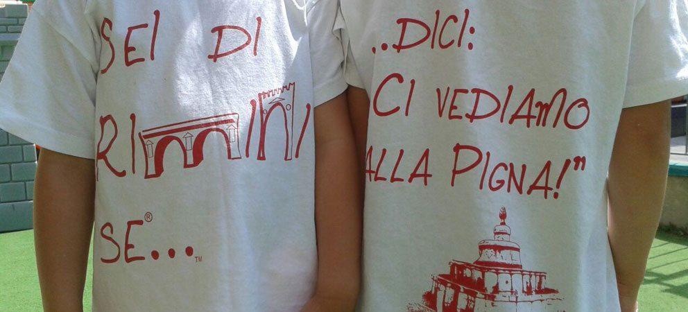 Anche i bimbi dell'Asilo di via dell'Albero si incontrano alla Pigna
