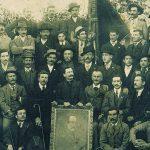 Foto storica dei Riminesi del 1910