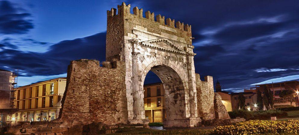 Origine dei nomi delle zone a Rimini