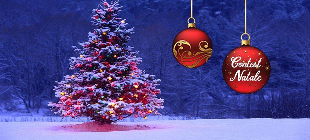 Contest di Natale: miglior albero