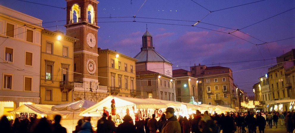Mercatini di Natale a Rimini 2017