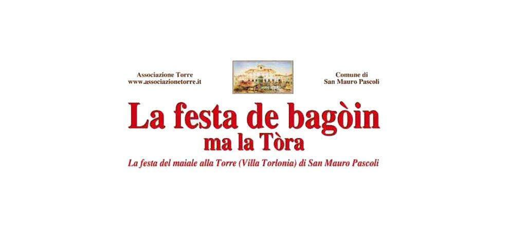 Festa de Bagoin - San Mauro Pascoli