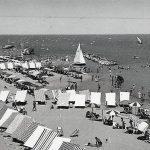 Lettera di un albergatore riminese al cliente – anno 1953